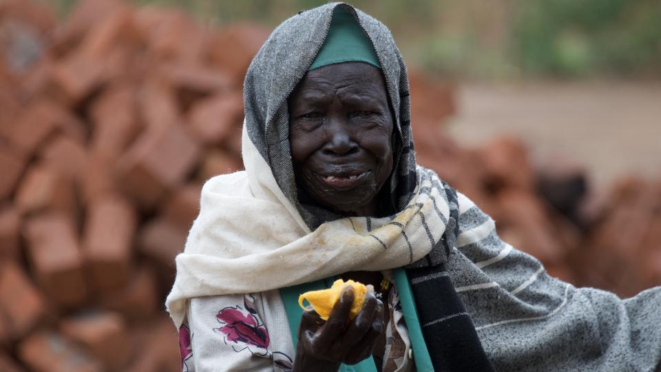 hambruna en África