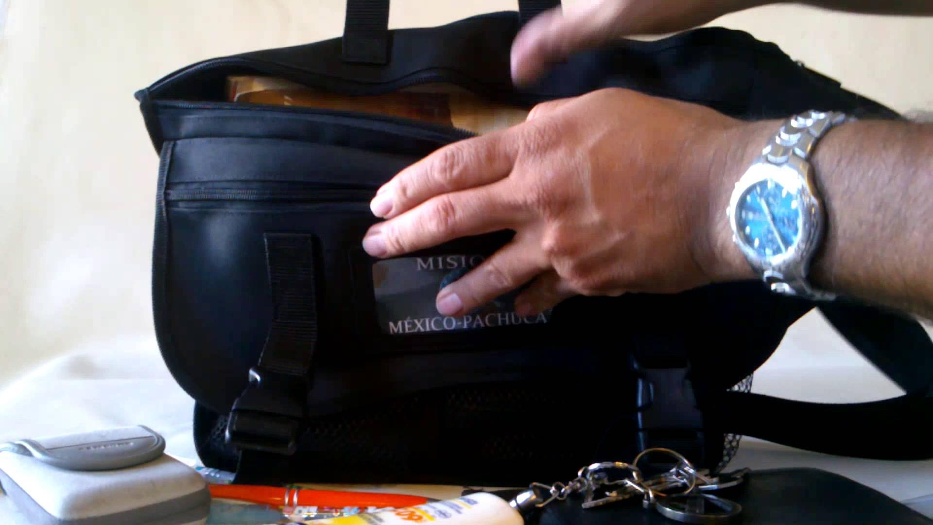 La mochila de emergencia que todo mormón debería tener