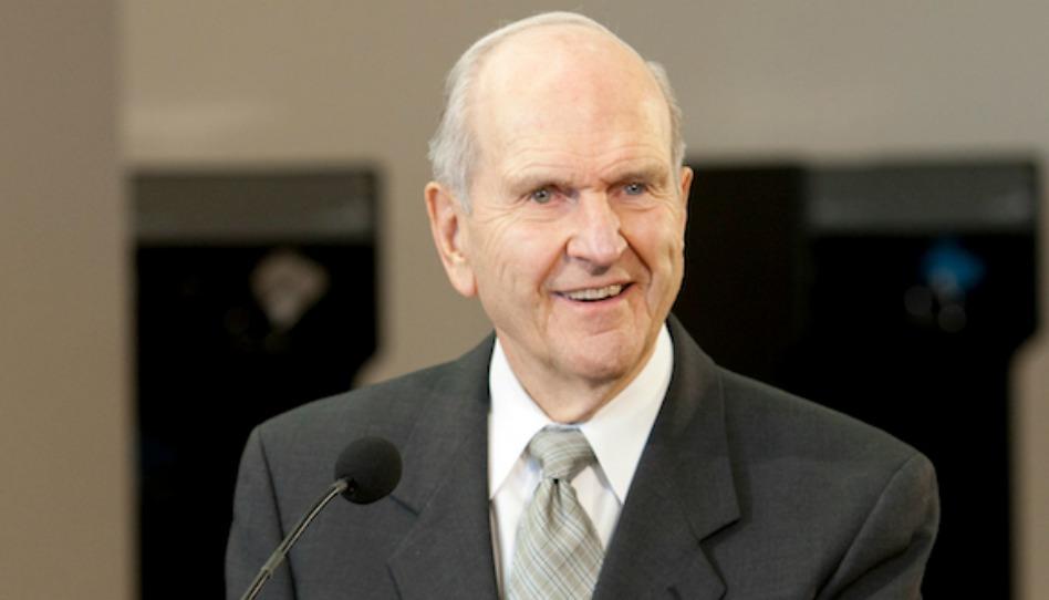 """El Pdte. Nelson comparte lo que es nuestra """"máxima prioridad"""" como Santos de los Últimos Días"""