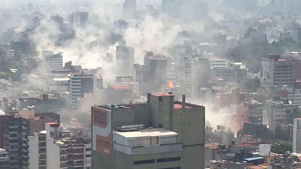 El reciente informe  de la Iglesia sobre el terremoto en México
