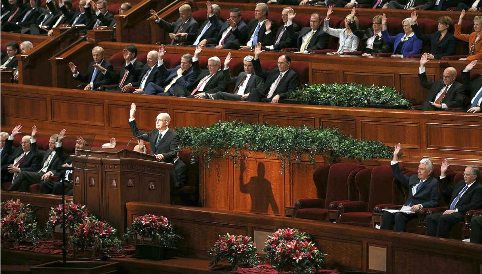 Líderes mormones reafirman la proclamación de la familia, condenan el racismo