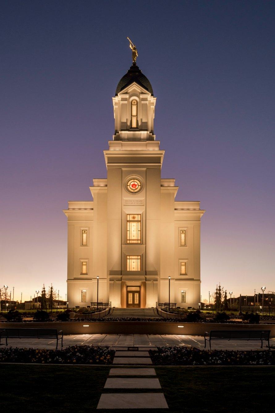 templo de Cedar City