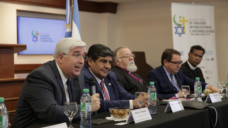 Congreso Mundial de Diálogo Intercultural e Interreligioso