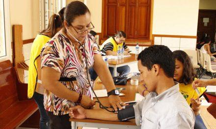 Mormones Realizan Contundente Feria de Salud en Nicaragua
