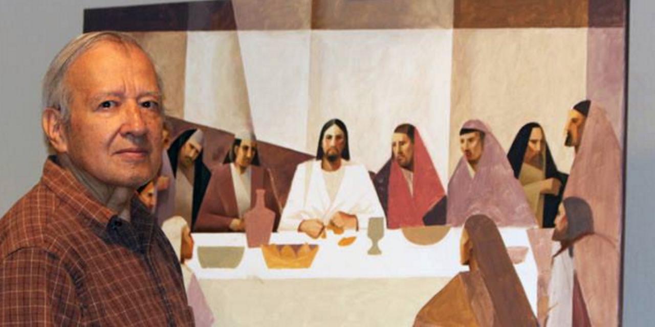 Cómo Un Artista de Fama Mundial Encontró la Iglesia, Ahora Comparte Su Testimonio a Través de Pinturas Únicas