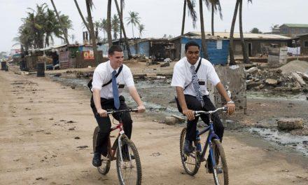 Misioneros Mormones Temporalmente Transferidos de Madagascar