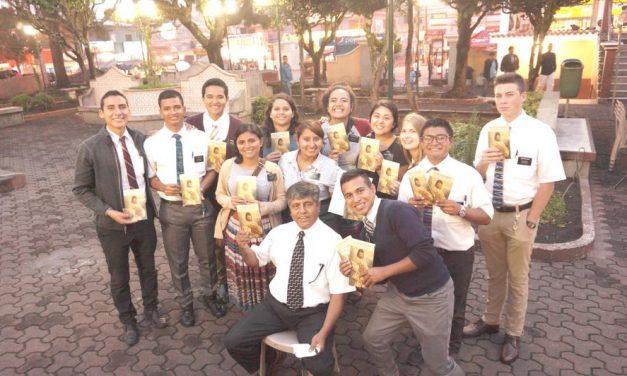Un Municipio Colaboró Con La Obra Misional En Guatemala