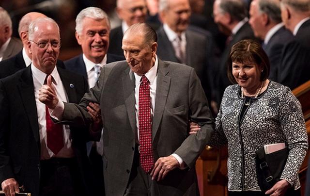 Cuando los líderes de la iglesia están limitados por la edad o la enfermedad