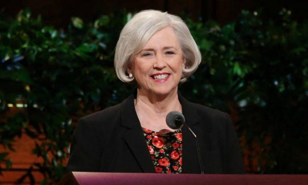 Cómo una pregunta humilde llevó a la hermana Neill Marriott a unirse a la iglesia