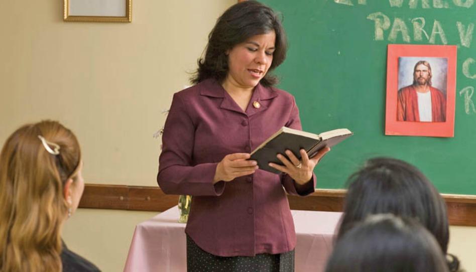 maestros de la iglesia