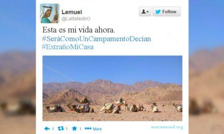 Si Lamán y Lemuel tuvieran un cuenta en Twitter…