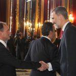 El Rey Felipe VI reunido con mormones