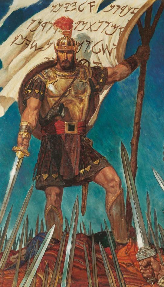Qué Dice El Libro De Mormón Sobre La Armadura De Dios