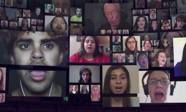 Mormones en el Sur de Sudamérica se preparan para el coro más grande por Navidad