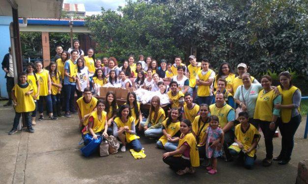 Jovencitos Mormones Hacen Algo Increíble Por Un grupo De Ancianos En Costa Rica