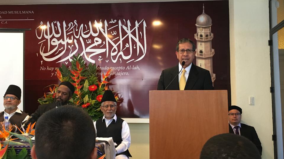 Mormones y musulmanes .
