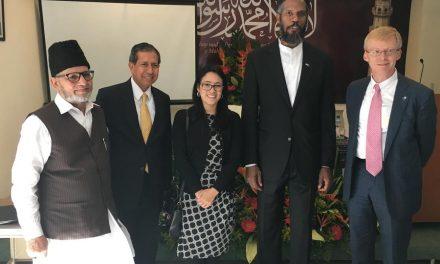 Mormones y musulmanes reunidos por la paz en Guatemala y en el mundo