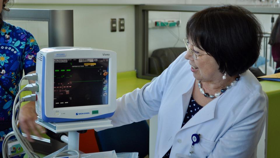 Mormones donan equipos médicos para niños con cáncer en Chile
