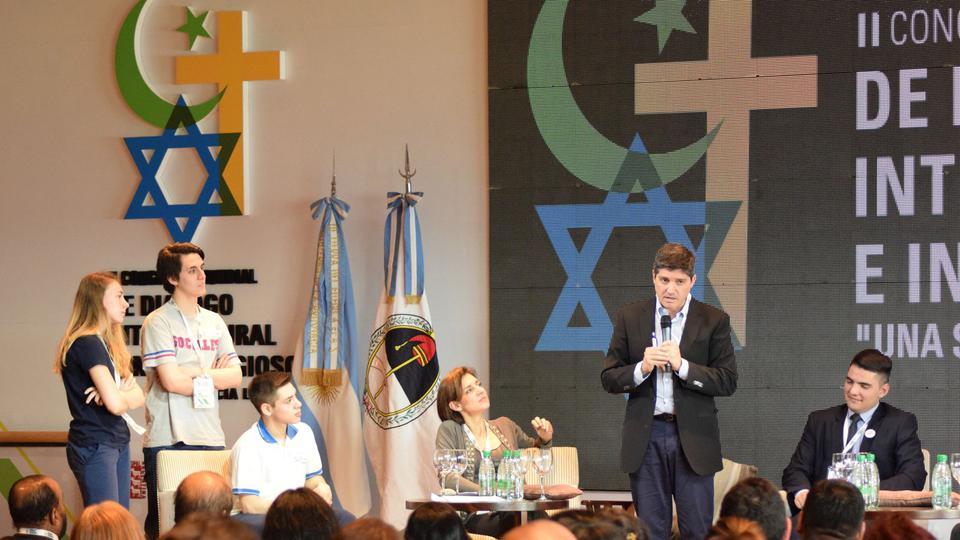 por la paz en Argentina