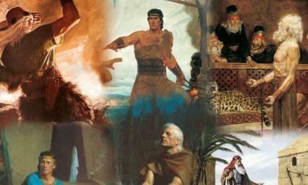 Las percepciones de un psicólogo acerca de 5 Profetas del Libro de Mormón