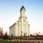 Cedar City -Templo mormón