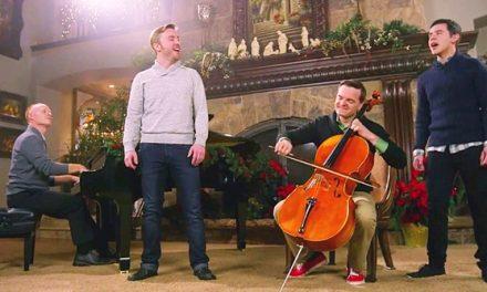 """Por qué este artista """"no-mormón"""" está apoyando la campaña mormona de navidad"""