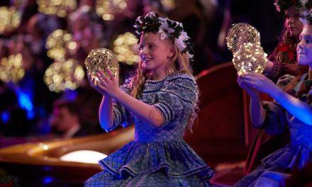 El Coro del Tabernáculo Mormón celebra  Navidad al estilo de Broadway