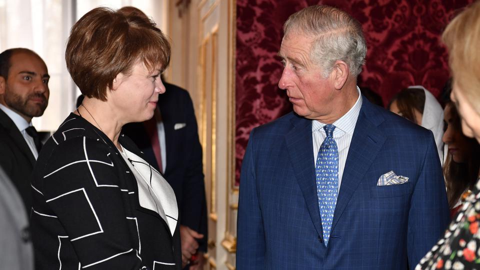 Príncipe Carlos y mormones