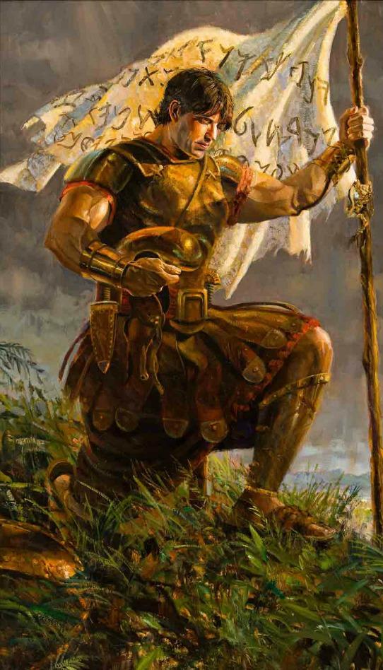 profetas del libro de mormón