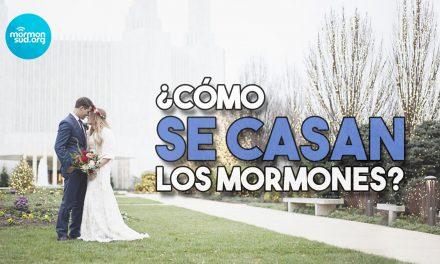 World Wide Wed presenta una boda mormona así como creencias, prendas de vestir y más
