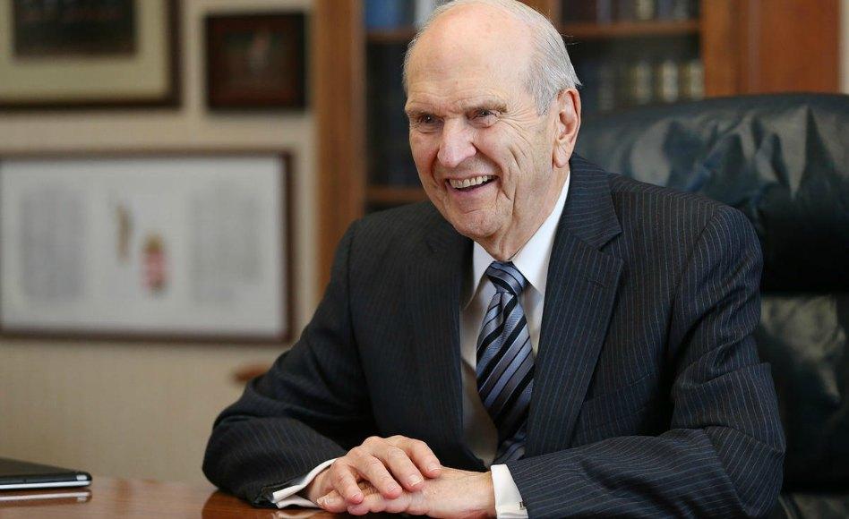 95 datos sobre el Presidente Nelson por su cumpleaños n° 95