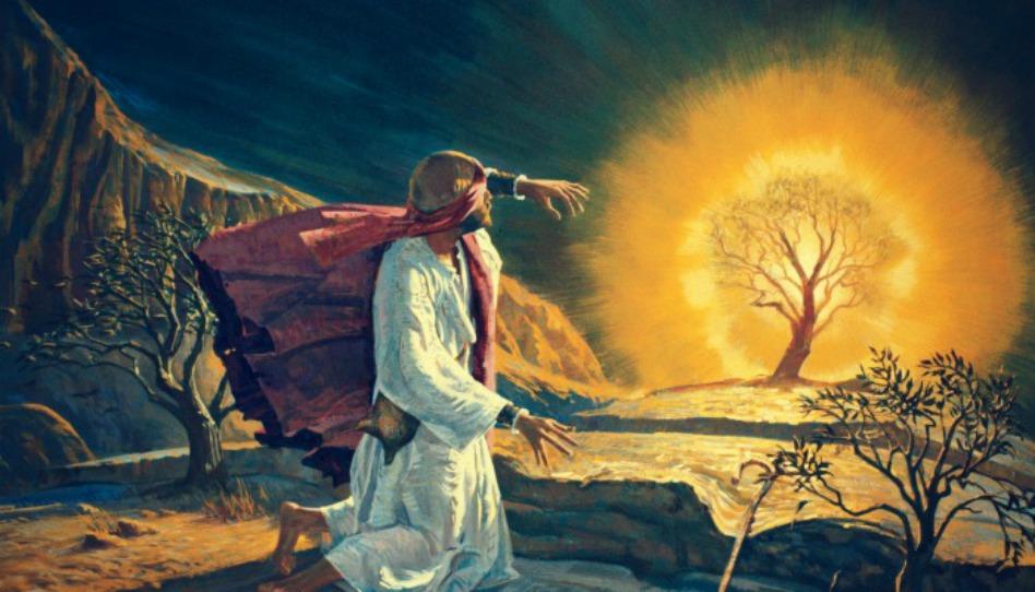 "Cuando Satanás llamó a Moisés ""Hijo del Hombre"""