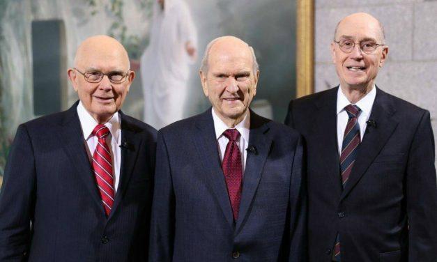 Conoce al Nuevo Presidente de la Iglesia de Jesucristo y sus Consejeros