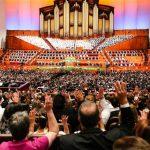como la iglesia mormona escoge profeta