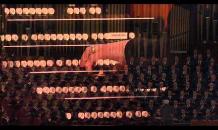 Se nombra un nuevo organista del Coro del Tabernáculo Mormón