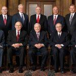 Cuórum de los Doce Apóstoles y thomas s monson