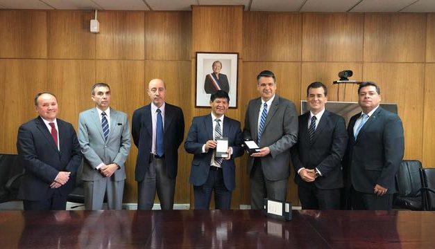 FamilySearch realiza significativa donación en Chile