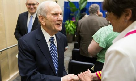 Biografía de un Líder : Presidente Russell M. Nelson