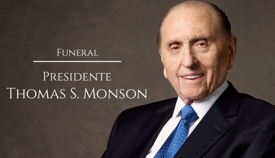 EN VIVO: Funeral del Presidente Thomas S. Monson