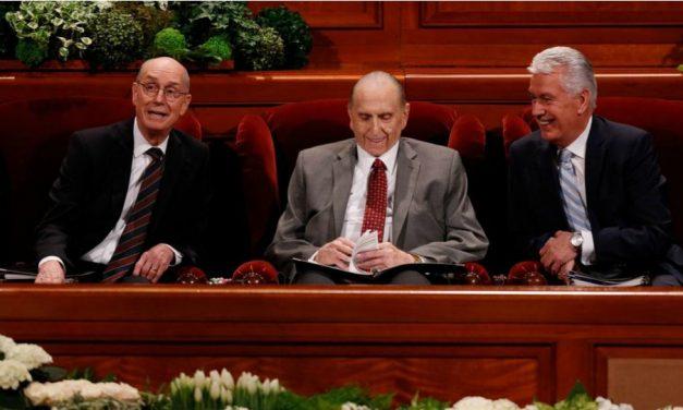 Para los mormones, el drama de sucesión va en contra de su religión