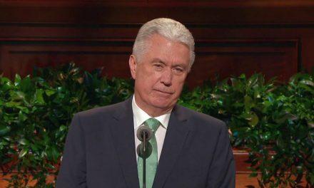 Dieter F. Uchtdorf se pronuncia sobre la nueva Primera Presidencia