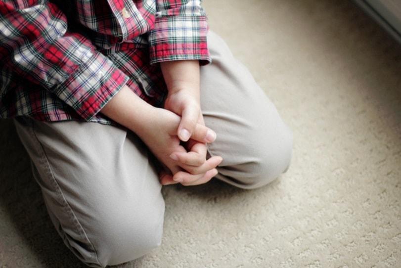 Oración de un niño
