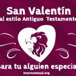 Tarjetas de San Valentín del Antiguo Testamento