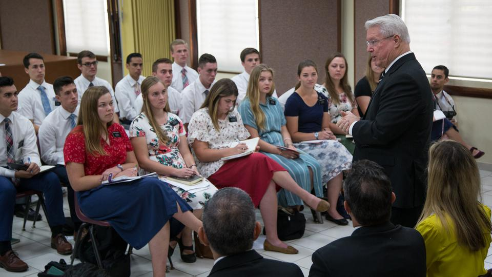 El Obispado Presidente visita Puerto Rico