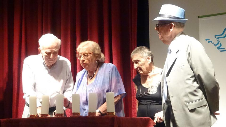 Holocausto en Argentina