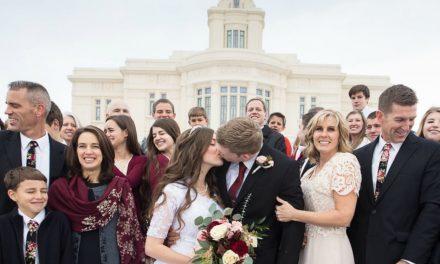 Cómo incluir a todos en tu boda en el templo (incluso cuando la familia y los amigos no pueden ver el sellamiento)