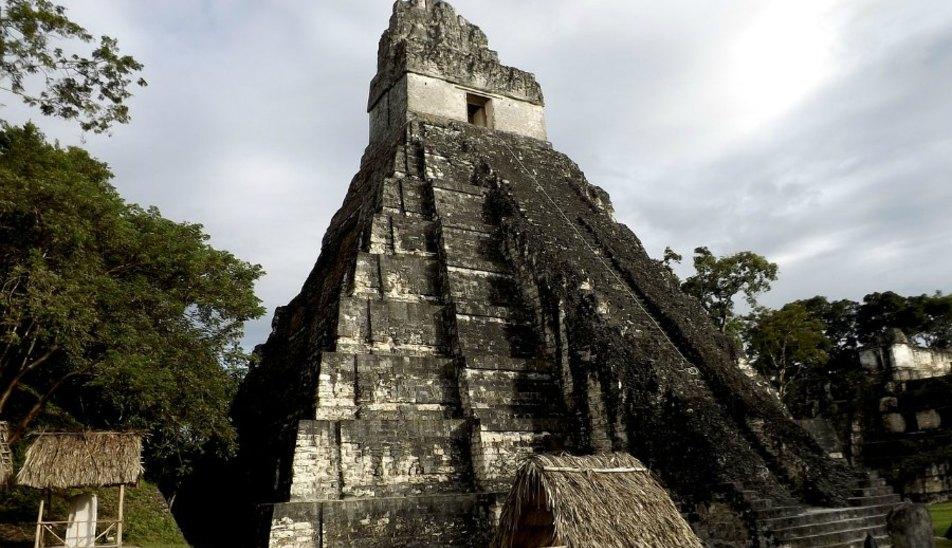 Mayas y el libro de mormon