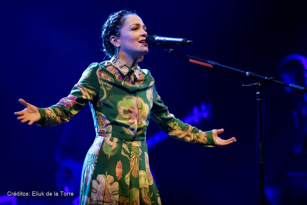 Natalia Lafourcade cantará y compartirá su Historia Familiar