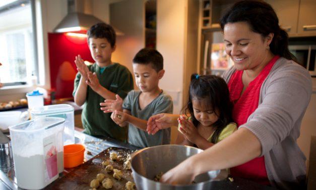 Sharon Eubank: Para cambiar el mundo, empecemos haciéndolo en el hogar