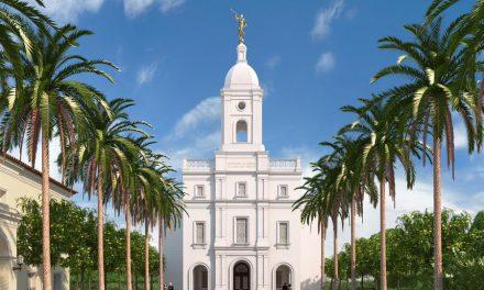 Se anuncia fecha para la dedicación del Templo mormón de Barranquilla Colombia